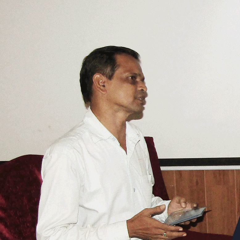 Bikash Kumar Pati